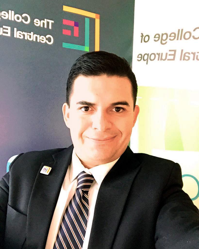 Mgr. Alejandro García Chaparro, PhD.